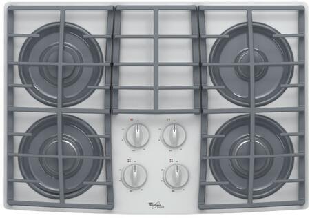 Whirlpool GLT3057RQ  Gas Sealed Burner Style Cooktop