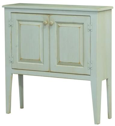 Chelsea Home Furniture 465003 Eliza Series Freestanding Wood None Drawers Cabinet