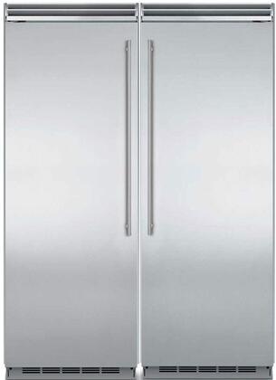 Marvel 744996 Side-By-Side Refrigerators