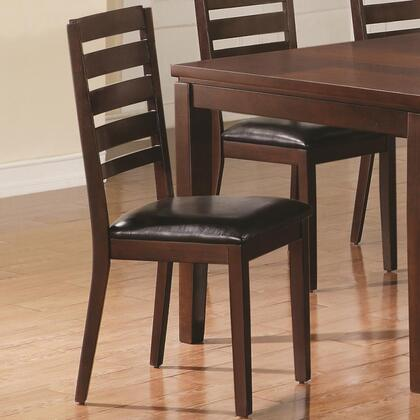 Coaster 103132 Melbourne Series Casual Wood Frame Dining Room Chair