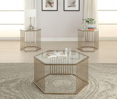 Acme Furniture 81240CE Living Room Table Sets