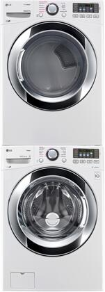 LG 706127 Washer and Dryer Combos