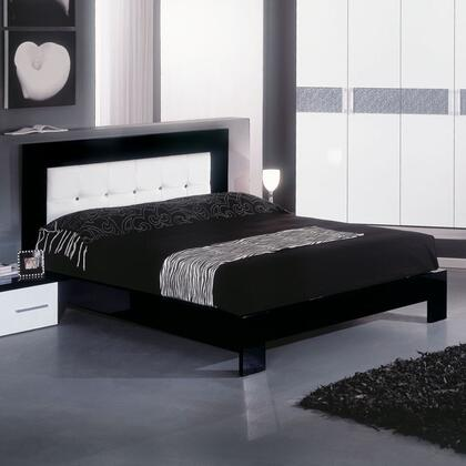 VIG Furniture VGACCMOONQ  Queen Size Platform Bed