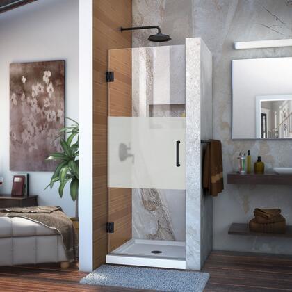 DreamLine Unidoor Shower Door 12 28D frosted SB