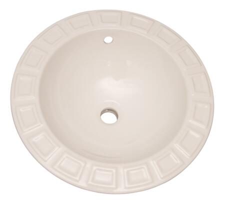 Barclay 4705WH White Sink