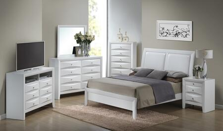 Glory Furniture G1570AFBSET Full Bedroom Sets