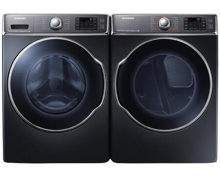 Samsung Appliance SAM2PCFL30EKIT2 9100 Washer and Dryer Comb