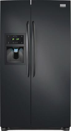 Frigidaire FGUS2637LE Freestanding Side by Side Refrigerator  Appliances Connection