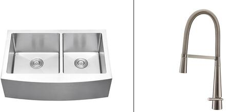 Ruvati RVC2444 Kitchen Sink