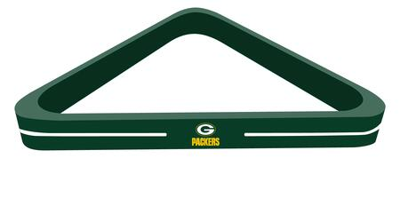 Imperial International 73-10 Billiard Triangle Rack With Authentic NFL Team Logos and Colors