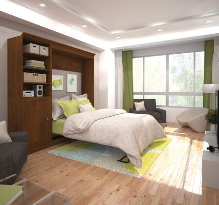 "Bestar Furniture 40892 Versatile by Bestar 84"" Full Wall bed kit"