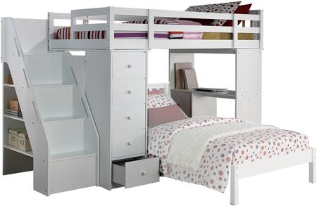 Twin Loft Bed.Acme Furniture 37145