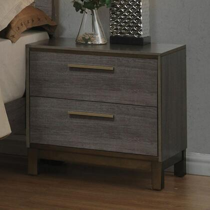 Furniture of America CM7867N Manvel Series  Night Stand