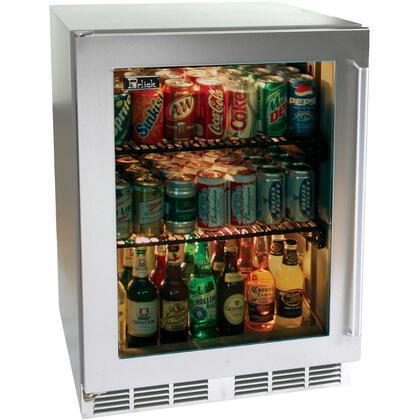 Perlick HP24RO3LDNU Freestanding All Refrigerator Outdoor Refrigerator