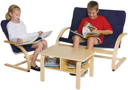 Guidecraft G649X Nordic Rocker Reading Area: