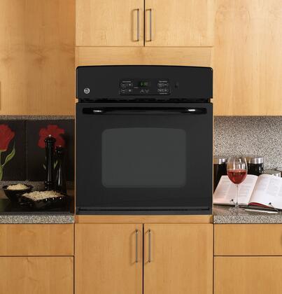 GE JKS10DPBB Single Wall Oven