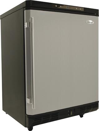 Vinotemp VTODSBREF Series Compact Refrigerator with 5.3 cu. ft. Capacity in Stainless Steel