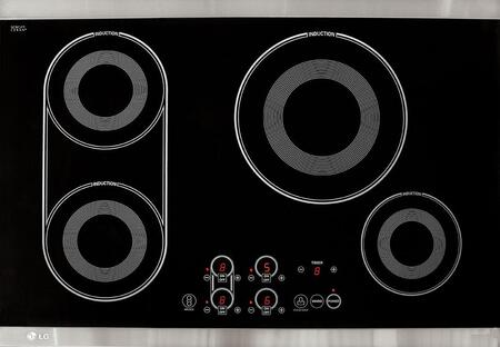 LG LCE30845 Electric Cooktop