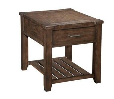Broyhill 4990002 Attic Retreat Series Traditional  End Table