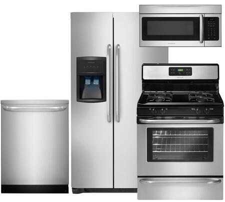 Frigidaire 454414 Kitchen Appliance Packages