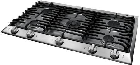 Dacor DCT365SLP Distinctive Series Liquid Propane Sealed Burner Style Cooktop