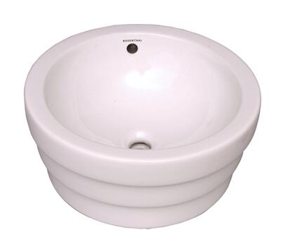 Barclay 4706WH White Sink