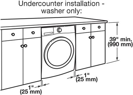 Maytag Mhw7000aw Maxima Xl Series 4 3 Cu Ft Front Load Washer Appliances Connection