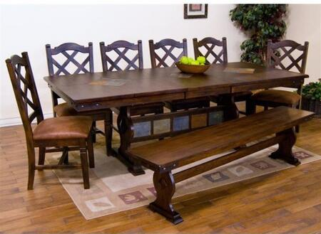 Outstanding Sunny Designs 1235Dc Ocoug Best Dining Table And Chair Ideas Images Ocougorg