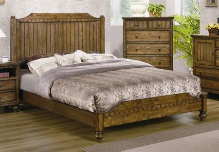 Yuan Tai DA4400Q Dartmouth Series  Queen Size Panel Bed