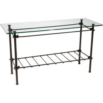 Stone County Ironworks 901-140 Knot Console Table