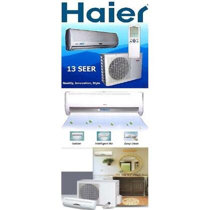 Haier HSU24VH7 Mini Split Air Conditioner Cooling Area,