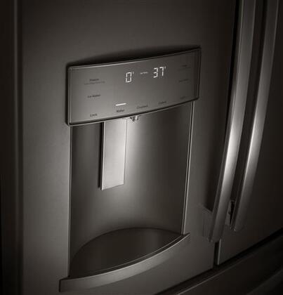 Ge Gye22kmhes 36 Inch Slate Series Counter Depth French Door
