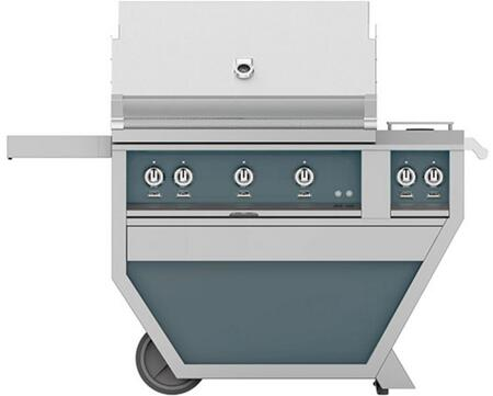 Hestan GMBR36CX2NGGG Front View