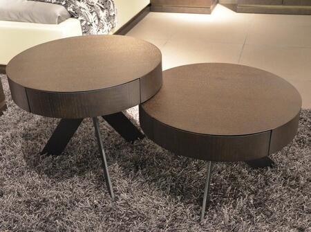 VIG Furniture VGBBMH1307 Brown Oak Contemporary Table