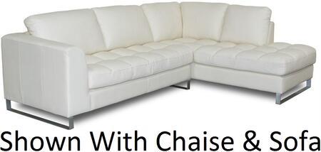 Diamond Sofa VALENTINORF2PCSECTCRFCHAISE  Chaise Lounge