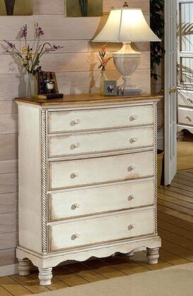 Hillsdale Furniture 1172785 Wilshire Series Wood Chest