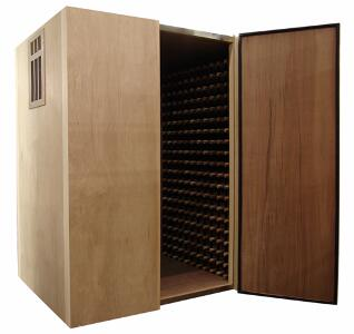 "Vinotemp VINO900WALKINCN 47"" Freestanding Wine Cooler"
