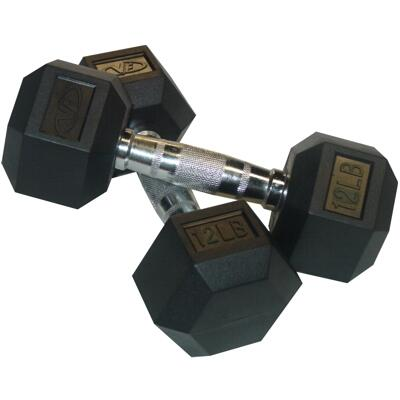 Valor Athletics 2RH0121IM  Dumbell