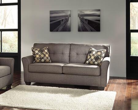 Sensational Signature Design By Ashley Tibbee Fabric Sofa 9910138 Slate Home Interior And Landscaping Ologienasavecom
