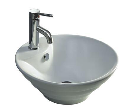 Wells CTA19198W Bath Sink