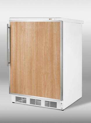 Summit VT65MFR  Freezer with 3.5 cu. ft. Capacity