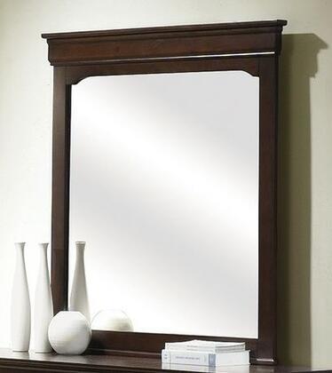 Yuan Tai LE3406M Lexington Series Rectangular Portrait Dresser Mirror