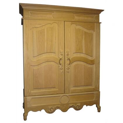 Vinotemp VINO-700PROV Provence Oak Wine Cooler Cabinet,
