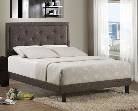 Hillsdale Furniture 1296BQRB Becker Series  Queen Size Panel Bed