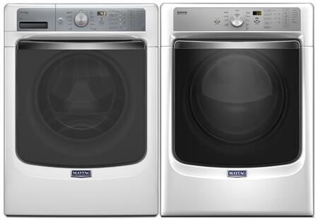 Maytag 729689 Washer and Dryer Combos