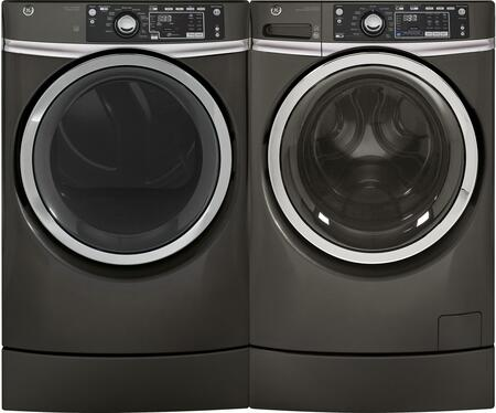 GE 720909 Washer and Dryer Combos