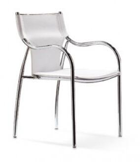 VIG Furniture VGLEY10 Modrest Series Modern Metal Frame Dining Room Chair