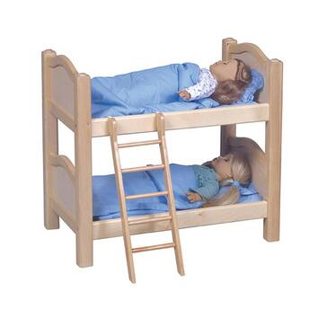 Guidecraft G981ZZ Doll Bunk Bed (X