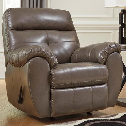Bastrop Rocker Recliner Steel