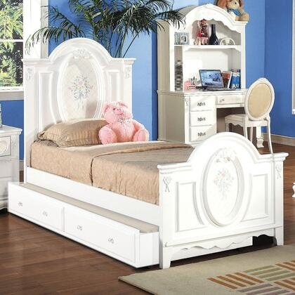 Acme Furniture 01677FBTDC Flora Full Bedroom Sets